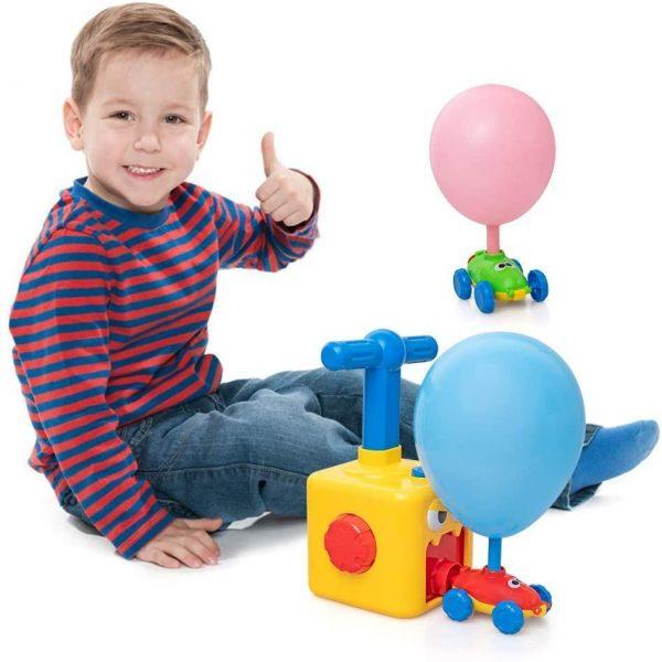 Baloony™ Lansator Baloane Jucarie Interactiva - ShopGuru