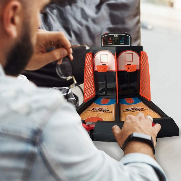 BasketToy™ Joc Distractiv Basket pentru Copii - ShopGuru