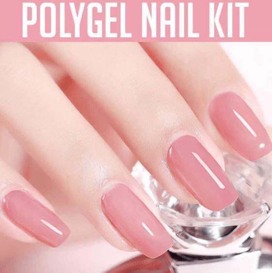 Chit de Unghii PolyGel™ (Set Complet) - ShopGuru
