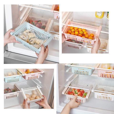 Cutie pentru depozitarea frigiderului (Alb) ????1+1 Cumperi 1 si primesti 2???? - ShopGuru
