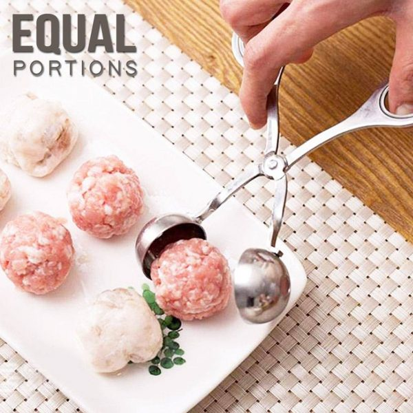 Dispozitiv de preparat Chiftele din Otel Inoxidabil - ShopGuru