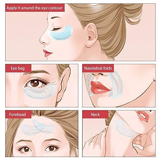 GoldEye™ Masca Colagen pentru Ochi | Elimina Riduri | Umflaturi - ShopGuru