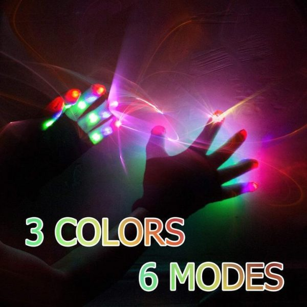 Manusi LED pentru Copii - ShopGuru