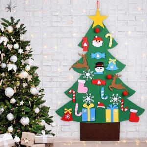 Pom de Crăciun Textil pentru copii - ShopGuru
