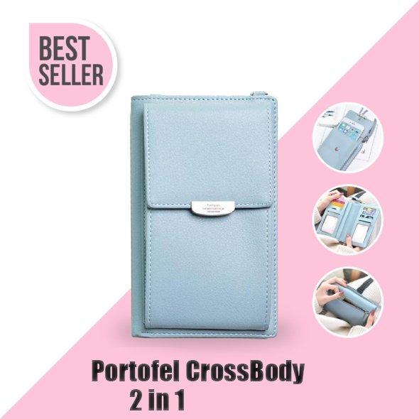 Portofel Crossbody 2 in 1 (Redus 50%) - ShopGuru