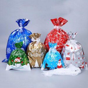 Pungi Impachetare Cadouri Premium© (10 buc) - ShopGuru
