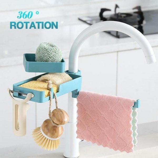 Raft pentru robinet cu dublu strat - ShopGuru