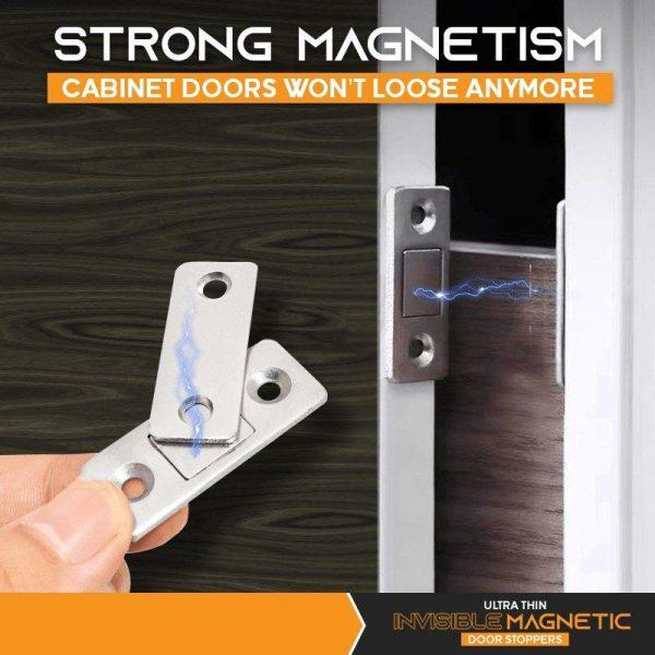 Suporti Magnetici Invizibili Ultra-subțiri (5 bucati) - ShopGuru