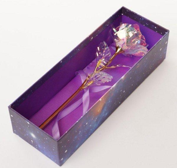 Trandafirul Luminos 24K - ShopGuru